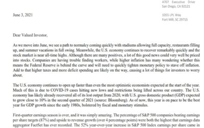 Client Letter   Gearing Up for Summer   June 3, 2021